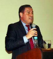 Reunião-almoço com o procurador-geral de Justiça do Ministério Público, Marcelo Lemos Dornelles