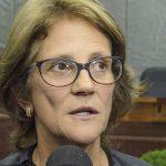 Presidente do TRE, Desembargadora Liselena Schifino Robles Ribeiro